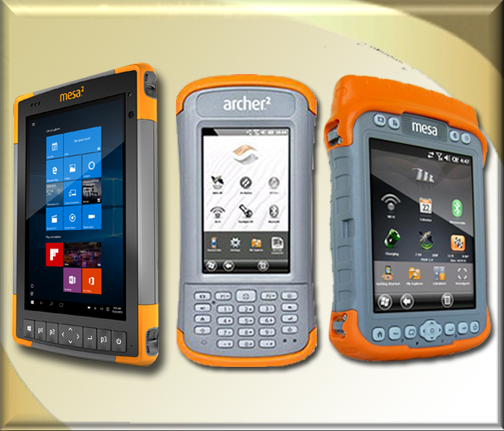Rugged Hand Held PC Products